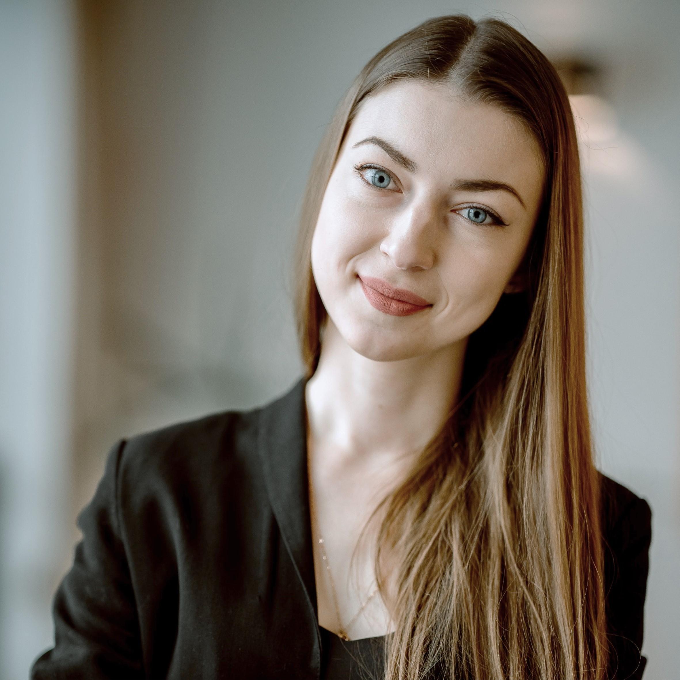Lektorzy języka niemieckiego – Karina Vdovychenko