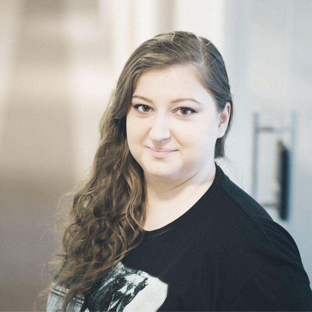 Lektorzy języka niemieckiego – Paulina Gabrel