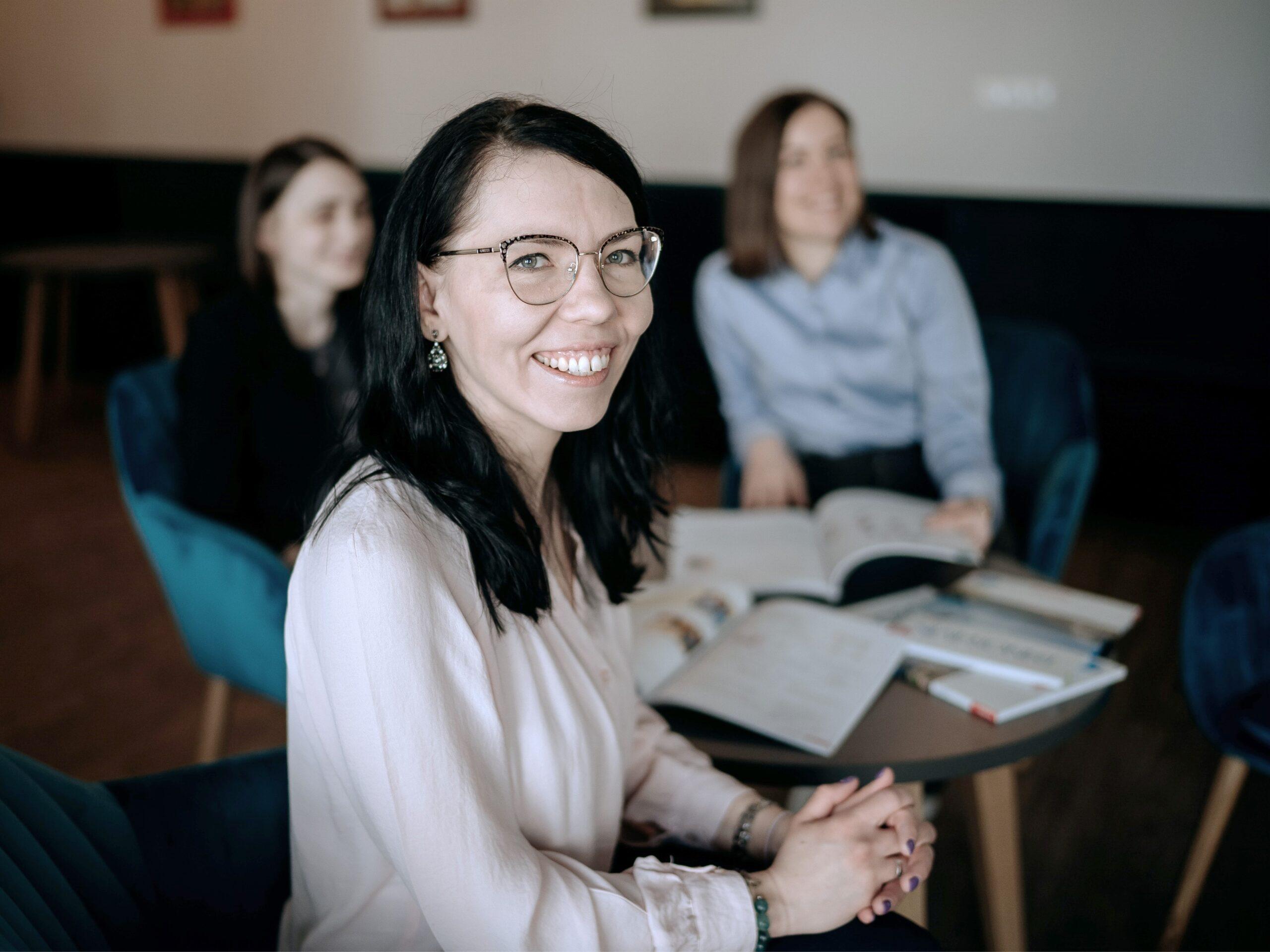 Szkoła języka niemieckiego Warszawa – Ewelina, Iwona i Joanna